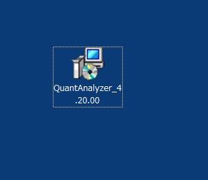 Quant Analyzer インストール